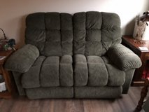 Lazy boy Living room set couch love seat 2 recliner/rocker in Fort Leonard Wood, Missouri