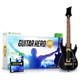 Guitar Hero Wireless system with Extra Guitar included for XBOX 360 in Naperville, Illinois