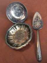 Vintage: Silver Plated Trio in Macon, Georgia