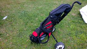 Child golf clubs and bag in Cleveland, Texas