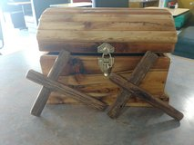 Handmade Rustic Boxes and Crosses in Alamogordo, New Mexico