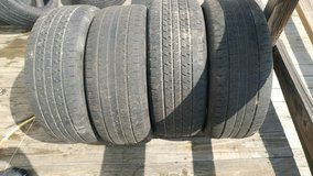 continenal tires 235/50r19 in Spring, Texas