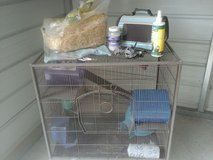pet cage& items in Fort Polk, Louisiana