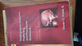 Radiographic positioning a procedures workbook in Beaufort, South Carolina