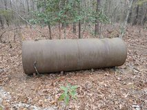 Fuel oil Tank 8ft long 300 gal maybe in Camp Lejeune, North Carolina