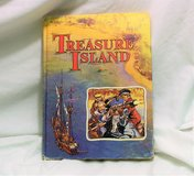 "Antique 1975 Treasure Island Hardcover Children's Book Illustrated 12"" x 9"" Book Collectible in Houston, Texas"