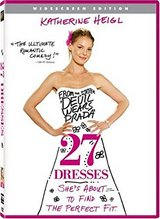 27 Dresses (DVD, 2008, Widescreen) Wedding Bride Groom Comedy Romantic Comedy in Kingwood, Texas