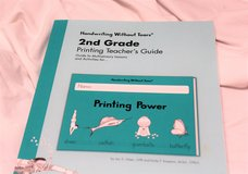 NEW 2nd Grade Printing Teacher's Guide by Jan Z. Olsen and Emily F. Knapton (2013 Elementary Sch... in Kingwood, Texas