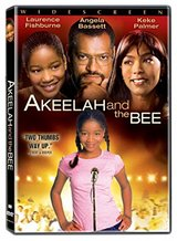 Akeelah and the Bee (DVD, 2006, Full Frame Edition) Movie Drama Children Kid's in Kingwood, Texas