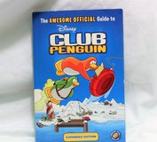 Disney Club Penguin: The Awesome Official Guide to Club Penguin by Katherine Nol in Kingwood, Texas