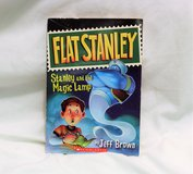 Flat Stanley: Stanley and the Magic Lamp by Jeff Brown (2009, Hardcover, Preboun in Kingwood, Texas