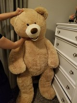 "53"" Plush Teddy Bear-new with tag in Kingwood, Texas"