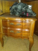 Dresser end table in Macon, Georgia