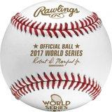 ASTROS Official 2017 World Series Game Baseball - New in Case - Sell Today! in Beaumont, Texas