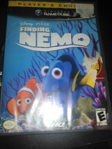Finding Nemo GameCube game in Camp Lejeune, North Carolina