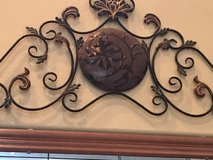 2 Iron Decor Pieces in Baytown, Texas