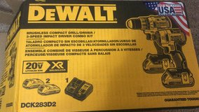 Compact Drill/Driver XR Combo Kit in Lawton, Oklahoma