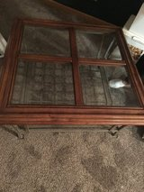 Coffee table and end table in Sandwich, Illinois