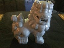 Ceramic Chinese Foo Dog in Keesler AFB, Mississippi