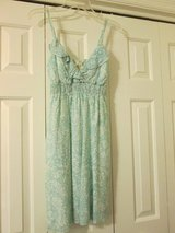Red Camel Light Green/Sea Green Summer Dress (New) in Cherry Point, North Carolina