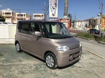 2005 Daihatsu Tanto Turbo - KEI - Yellow Plate - Clean - Runs Great - Perfect Commuter -  Compar... in Okinawa, Japan