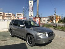 2005 Subaru Forester - AWD - Automatic - TINT - DVD/TV/NAVI - Aluminum Wheels - Compare & $ave in Okinawa, Japan