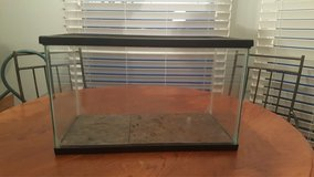 Reptile tank with tile in Westmont, Illinois