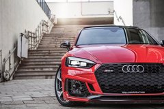 2018 Audi RS5 Coupe in Hohenfels, Germany