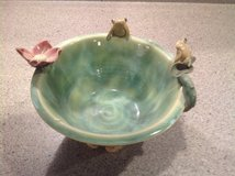 Vintage bowl with Frogs in Oswego, Illinois
