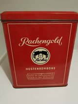 Vintage Red bon bon tin in Wiesbaden, GE