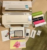 Silhouette Cameo cutting machine and accessories in Okinawa, Japan