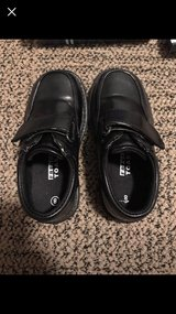 Boys size 8C dressy shoes in Fort Drum, New York