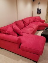3 Piece Sectional Couch in Wheaton, Illinois