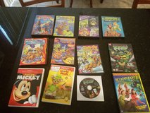 Group of Cartoon DVD Movies TMNT and Scooby Doo in Yorkville, Illinois