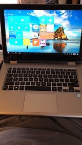 Dell Inspiron 2 in 1 laptop (i5 6200U 2.30 ghz) 500gb hdd and 4gb ram in Fort Leonard Wood, Missouri