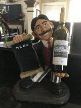 Waiter Wine Chalkboard in Baytown, Texas