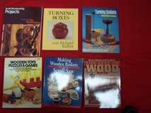 SELECTION OF  WOODWORKING BOOKS in Bartlett, Illinois