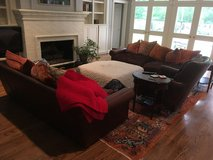 Leather couches in Kingwood, Texas