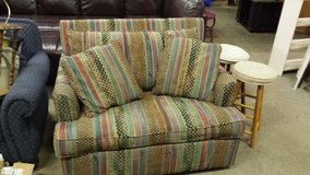 Twin pullout couch in Fairfax, Virginia