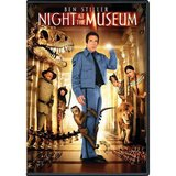 Night at the Museum (DVD, 2007, Full Frame) Children Kid's Comedy in Kingwood, Texas