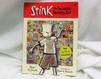 Stink: The Incredible Shrinking Kid Bk. 1 by Megan McDonald (2006, Paperback) Children in Kingwood, Texas