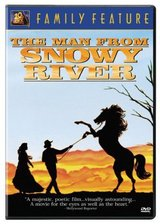 The Man From Snowy River (DVD, 2006, Sensormatic) in Kingwood, Texas