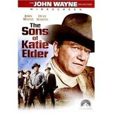 The Sons of Katie Elder (DVD, 2001, Checkpoint) John Wayne Western Drama in Kingwood, Texas