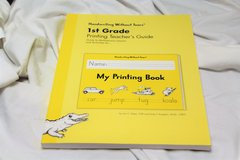 1st Grade Printing Teacher's Guide by Jan Z. Olsen and Emily F. Knapton (2013, P in Houston, Texas
