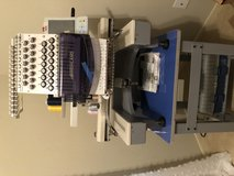 Commercial Embroidery Machine in Pasadena, Texas