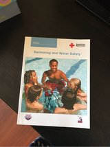 American Red Cross Swimming and Water Safety Manual in Lake Elsinore, California