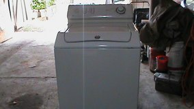 Maytag washer in Camp Lejeune, North Carolina