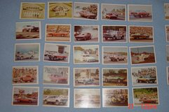 1960s 70s Official Fleer Drag Champs AHRA Collector Cards in Orland Park, Illinois