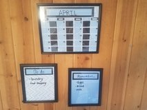 Dry Erase Life Planners (Set of 3) in Ruidoso, New Mexico