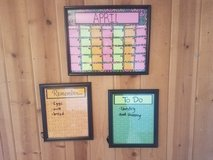 Daily Dry Erase Reminder Boards  (Set of 3) in Ruidoso, New Mexico
